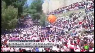 2/5/2012 - LaSextaNot 1/2 Día - Fiestas de Caravaca/Caballos del Vino