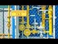Пуск газа в коттеджном поселке Солнечная Долина. Купить участок ИЖС Санкт-Петербург.
