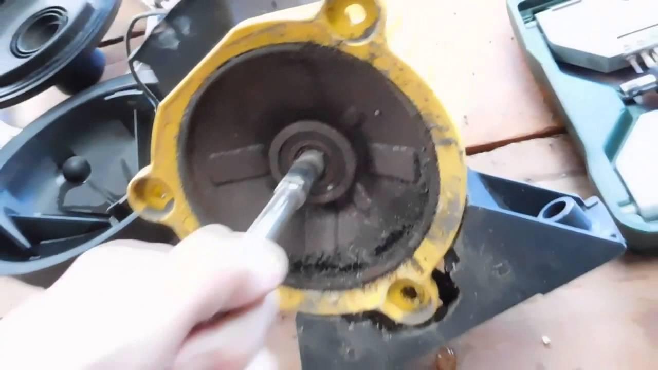 Davey Water Pump Autopsy