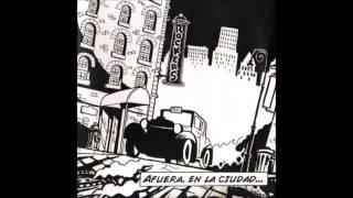 Los Rockers   Afuera, En La Ciudad  2011  álbum completo