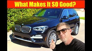 2018 BMW X3 Review xDrive 30i (Worth The Money?)