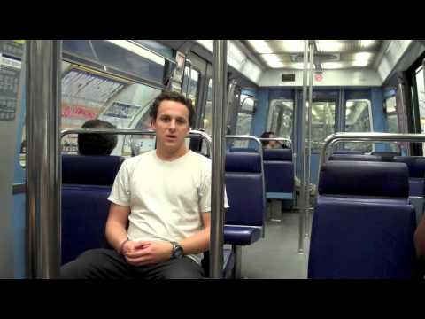 Brian in Paris: The Last Night. Stuck on the Metro, at the club, and going home
