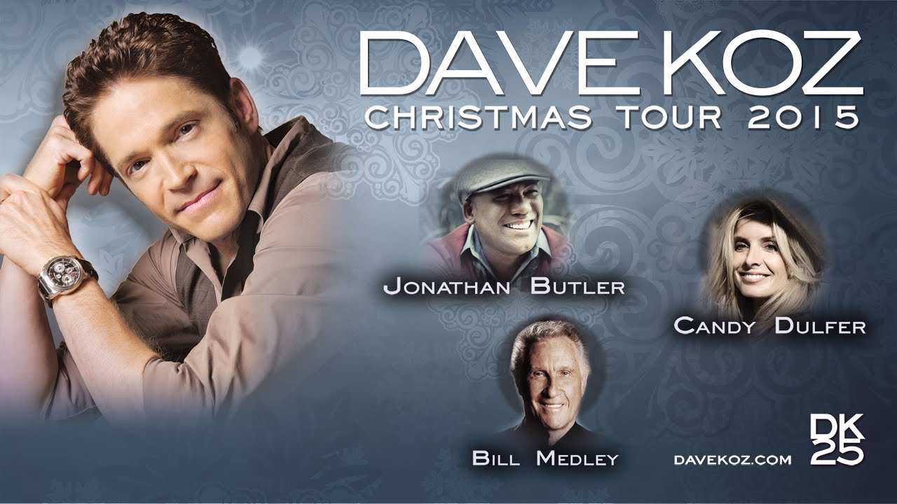 Dave Koz & Friends Christmas 2015 - December 2 - YouTube