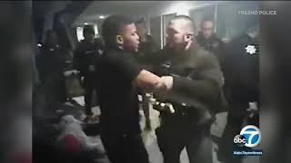 Fresno police officer punches teen multiple times | ABC7