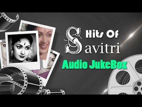 Download Best Telugu Songs of Savitri   Top 10 Hits of Savitri   Evergreen Telugu Hit Songs Jukebox