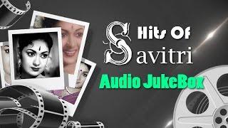 Best Telugu Songs of Savitri | Top 10 Hits of Savitri | Evergreen Telugu Hit Songs Jukebox