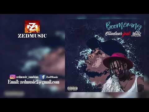 Bllactear Ft  Willz Boomerang (Official Audio) ZEDMUSIC 2017