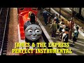 James & The Express/A Proud Day For James (Perfect Instrumental)