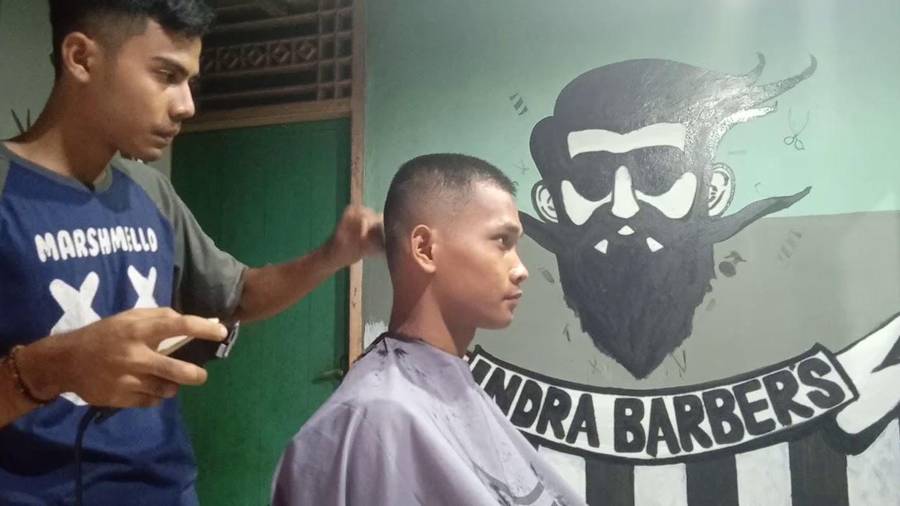Potong Rambut Pria Tni