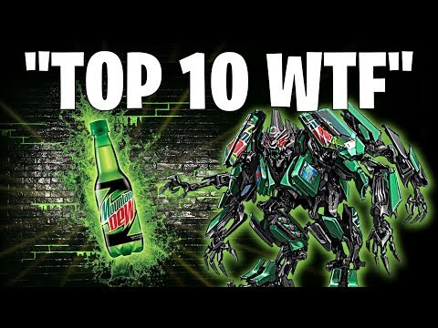 Transformers: Top 10 Stupid/Ridiculous Designs (Movie Rankings) 2019