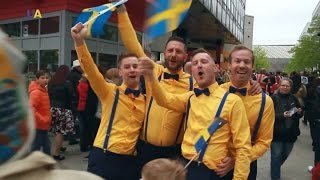 Точки соприкосновения. Швеция