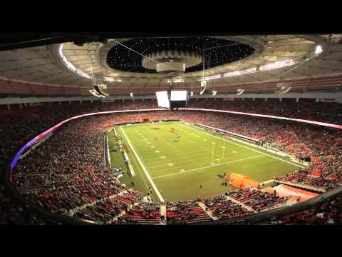 SEFAR Architecture – BC Place Stadium, Vancouver