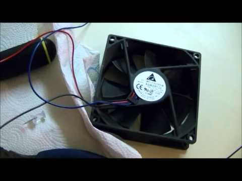 Entertainment Center Cooling Fan/Filter how to - YouTube