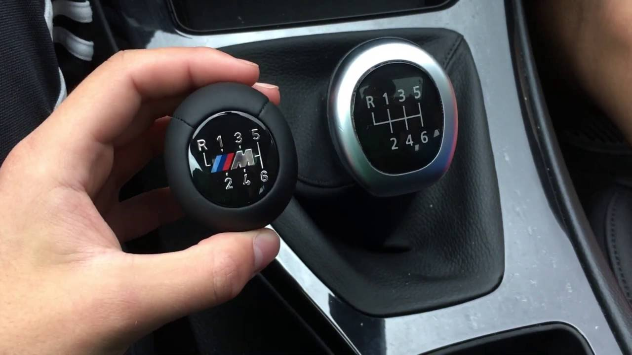 How To Replace Bmw Shift Knob E90 Youtube