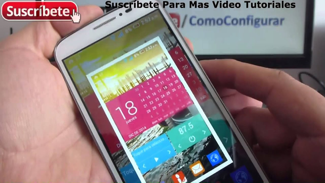 Alcatel Onetouch Pop C7 Truco Captura De Pantalla Android Espa U00f1ol