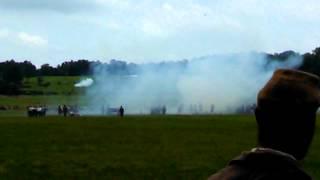 150th Gettysburg- Artillery Bombardment