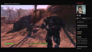 Fallout 4  [fair warning: swearing, dirty jokes, and overall  weirdness will be involved]