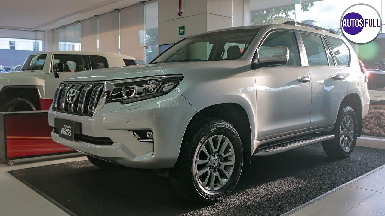 Toyota Land Cruiser Prado VX 2019 | Revisión Completa