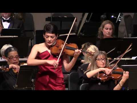 "Anne Akiko Meyers Saint-Saëns, ""Introduction and Rondo Capriccioso"""