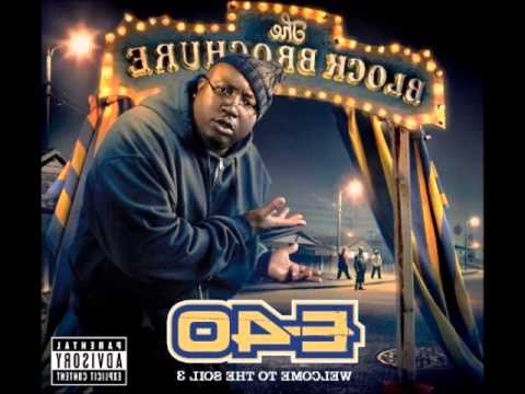 E-40 Ft. Kaveo & Droop-E - It's Curtains
