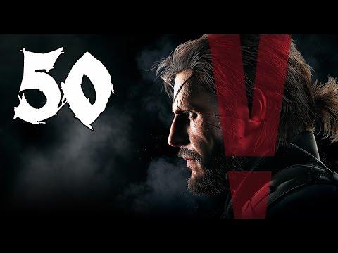 Metal Gear Solid V: Phantom Pain - Gameplay Walkthrough Part 50: Skull Face