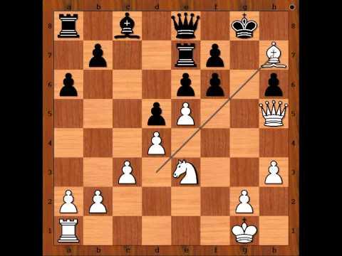 Caro-Kann Defense: Tal vs Leonov - Riga 1949