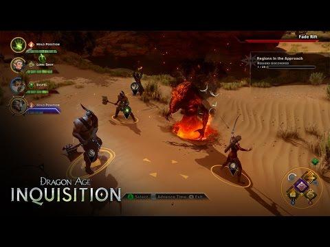 DRAGON AGE™: INQUISITION Consejos y Trucos - Cámara táctica