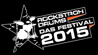 Rockstroh Drums - Das Festival 2015   TEASER