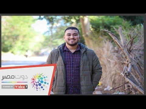 مصطفى   محارب وقف فى وجه السرطان والإعاقة معا  - 10:54-2018 / 12 / 16