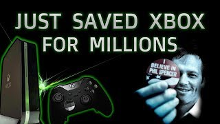 Phil Spencer Reveals Biggest Xbox Announcement In Years! He Just Saved Xbox For Millions Of People!
