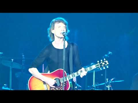 THE ROLLING STONES SHE´S A RAINBOW LIVE. PARIS, OCTOBER 25th, 2017.