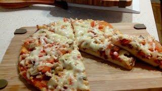 Пицца 5 минутка