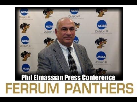 Phil Elmassian Named New Ferrum College Defensive Coordinator
