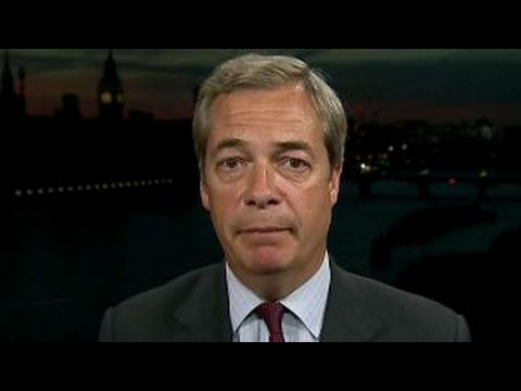 Farage: West must find resolve to stop radicalization