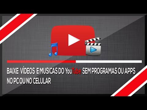 como-baixar-videos-e-musicas-do-youtube-sem-programas,-extensões,-apps-no-pc-ou-no-celular-!