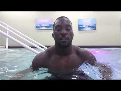 Reggie Whatley MTSU/NFL/CFL Athletic Training at Beyond Aquatics