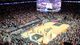 Deandre Ayton Game Winning Dunk Live in Person Suns vs Clippers Game 2 2021