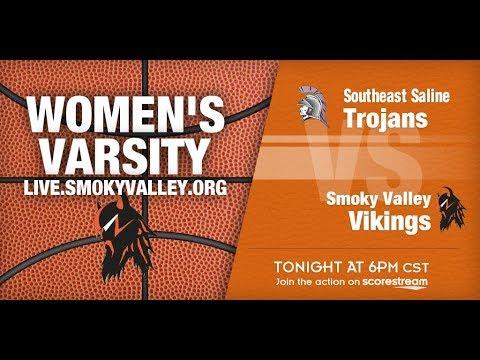 SVHS Women's Varsity Basketball vs Southeast Saline High School