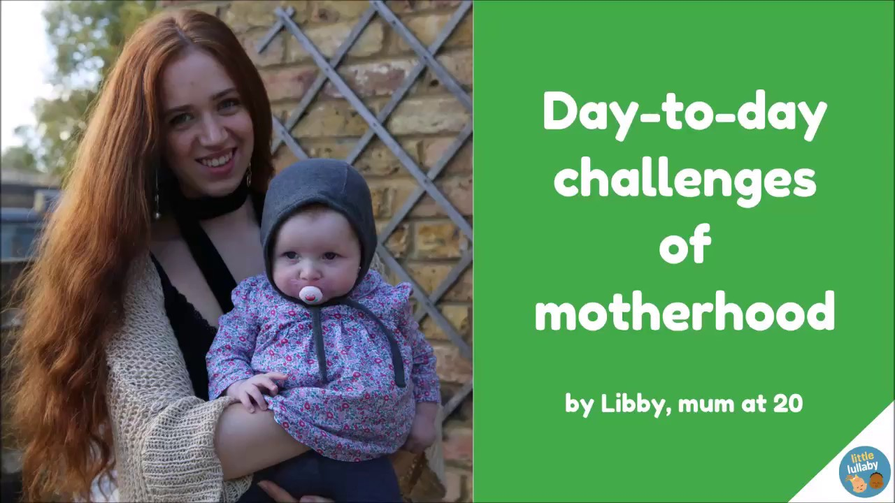 Day-to-day challenges of motherhood - Little Lullaby