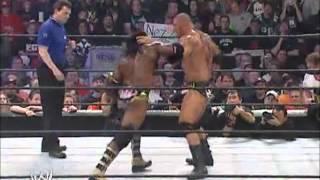Batista Vs. King Booker HD Highlights Survivor Series