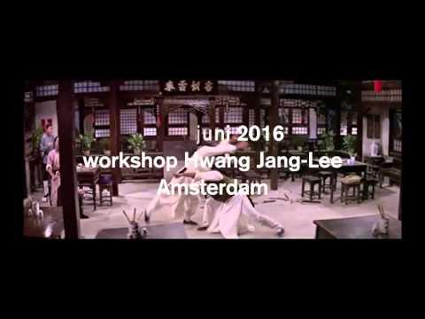 Workshop Hwang Jang-Lee Amsterdam