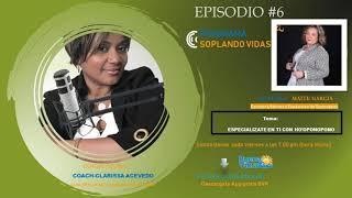 Entrevista Buena Vibra Radio en Soplando Vidas