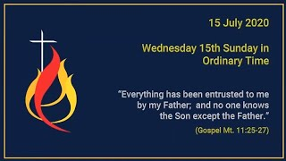 Father, you have hidden these things from the wise and the learned (Mt 11:25) | Fr Mar Sobrejuanite