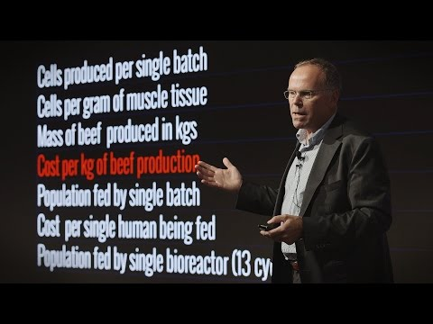 The Meat Revolution | Mark Post