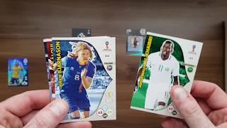 PANINI ADRENALYN XL WORLD CUP RUSSIA 2018 - MECZ POLSKA vs JAPONIA!!! TOP MASTER!!!