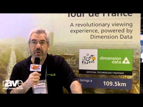 InfoComm 2015: Dimension Data Tells rAVe About Their Managed Services for Visual Communications