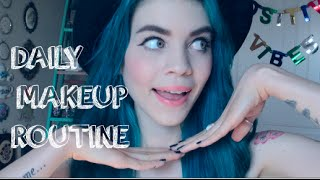 Daily Makeup Routine! Fail? Thumbnail