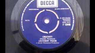 Lieutenant Pigeon - Creativity (1973)