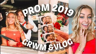 everything I did to get ready for prom & grwm || Alexa Field