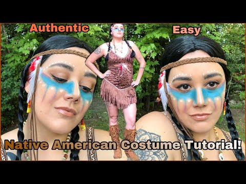 Native American Costume Tutorial From A Real Native!